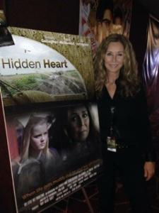 Hidden Heart's first festival at Tampa Bay Underground Film Festival
